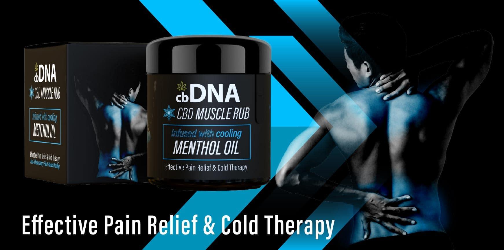 CBDNA Menthol Balm Mobile 04