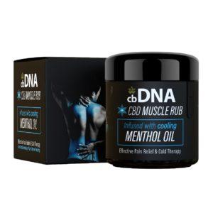 cbDNA 300MG CBD Menthol Muscle Rub 01
