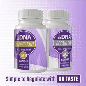 cbDNA Capsules CBD