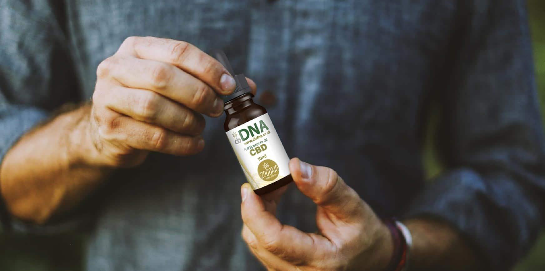 cbDNA Organic CBD Oil 02