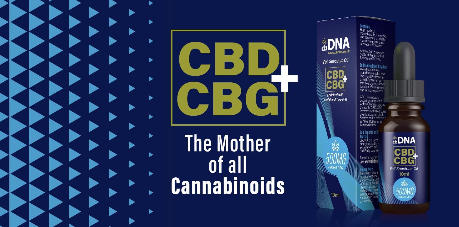 cbDNA CBG Oil Cannabinoids CBD 08