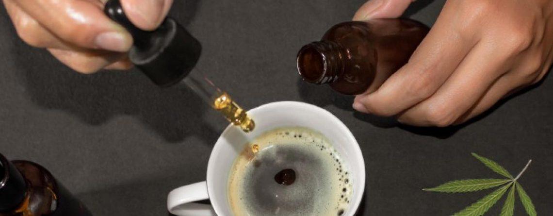 Water Soluble CBD Coffee Drink